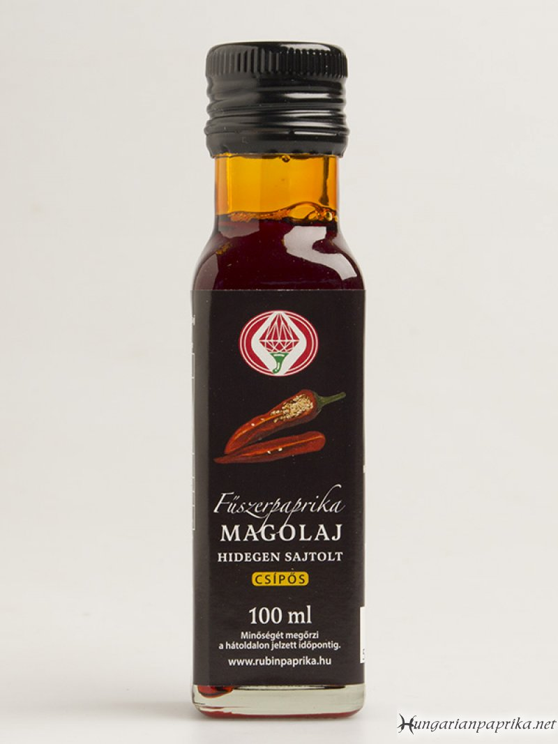 Paprika Seed Oil - Spicy 100 ml
