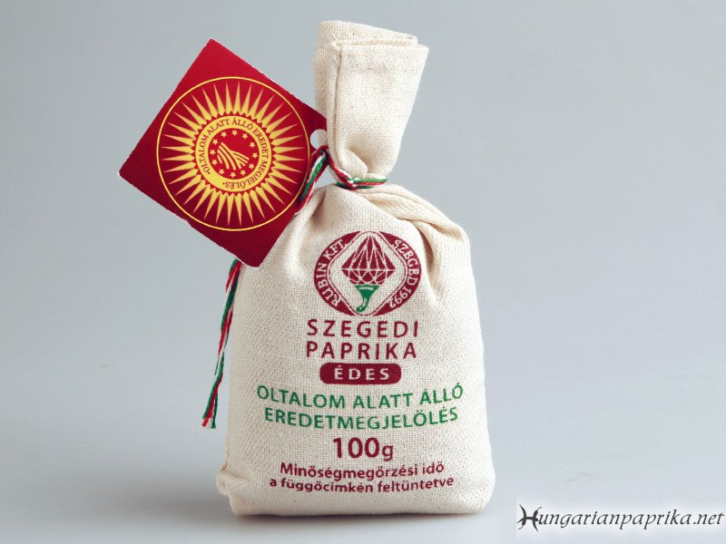 Rubin - Szeged Noble Sweet - Protected Designation of Origin /OEM/